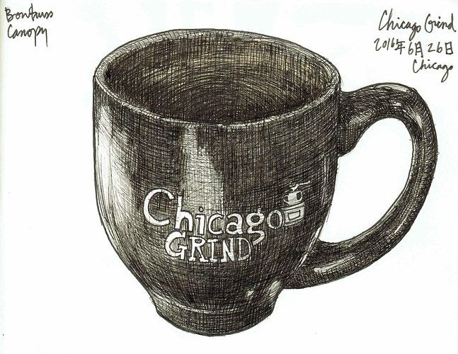 Chicago Grind - Keith Spencer