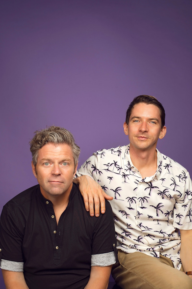 dave holmes + matt mcconkey - Kim Newmoney | Website