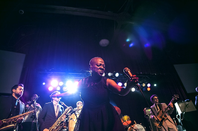 Sharon Jones - Kim Newmoney | Website