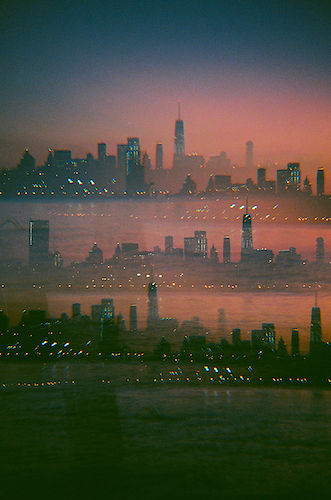 New York City - KIRSTY MCLACHLAN