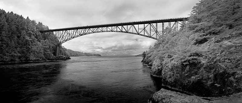 Deception Pass, Deception Pass SP, WA - Kirk Marshall Photography