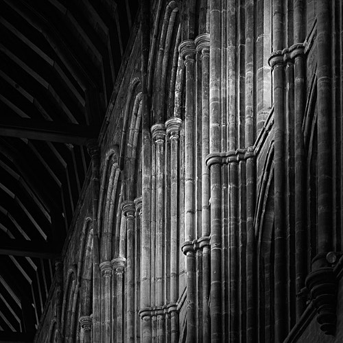 High Kirk of Glasgow, Glasgow, Scotland - Kirk Marshall Photography