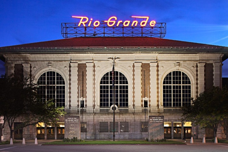 Historic Rio Grand Depot, Salt Lake City, UT - Kirk Marshall Photography