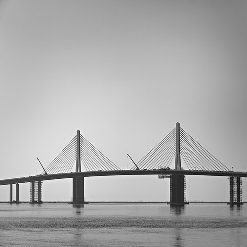 Hodariyat Bridge, Abu Dhabi, UAE - Kirk Marshall Photography