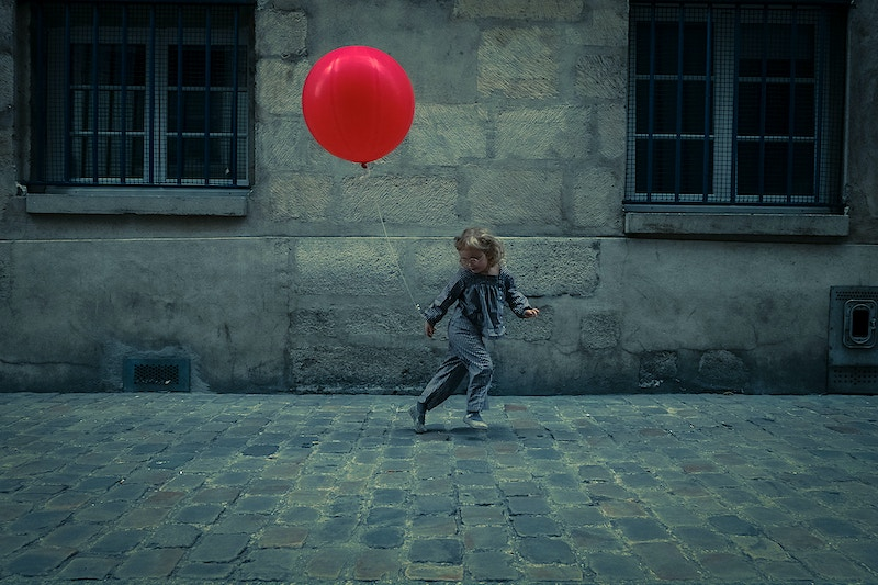 Le Balloon Rouge | 2013 - Kevin Sparrow | Photographer