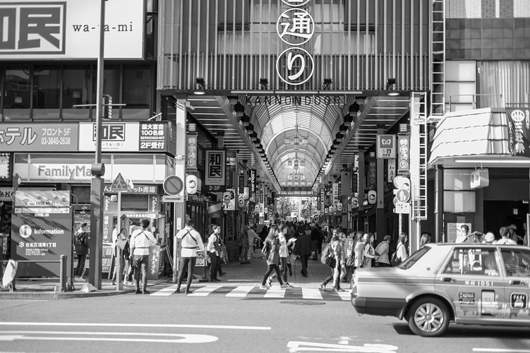 Tokyo 2018 - Kevin Zhao Photography