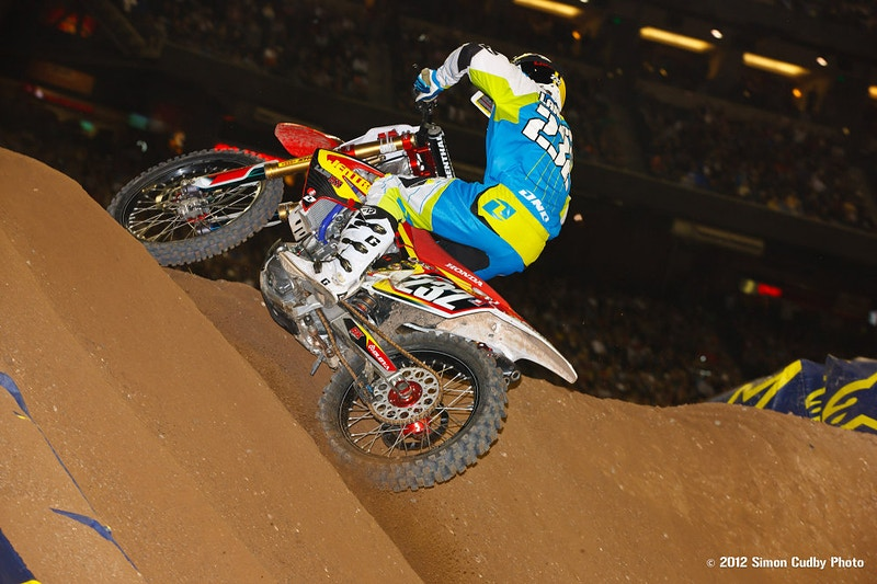 Phoenix SX - 2012 - LanoMX.com - Official web site of Billy Laninovich