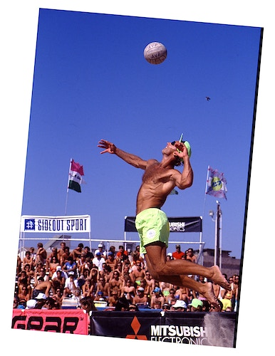 AVP Volleyball - Larry Placido Photography