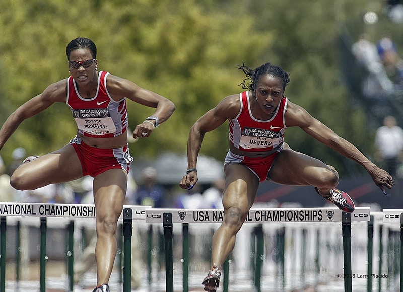 US Outdoor Track & Field - Larry Placido Photography