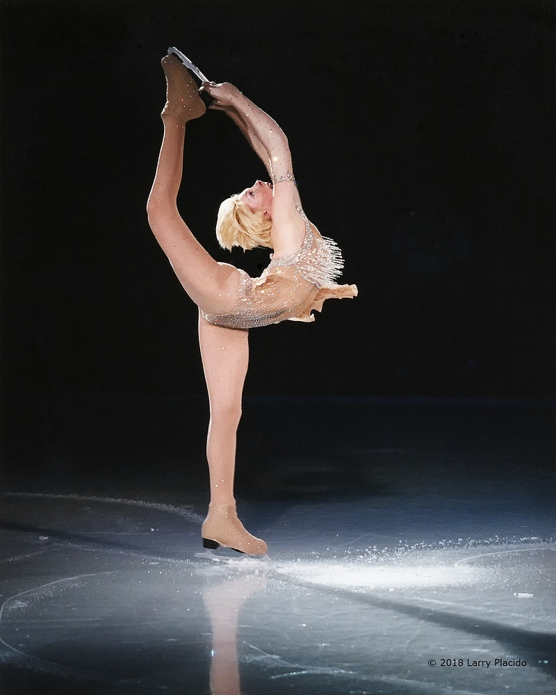 Lucinda Ruh - Olympic Skater - Larry Placido Photography