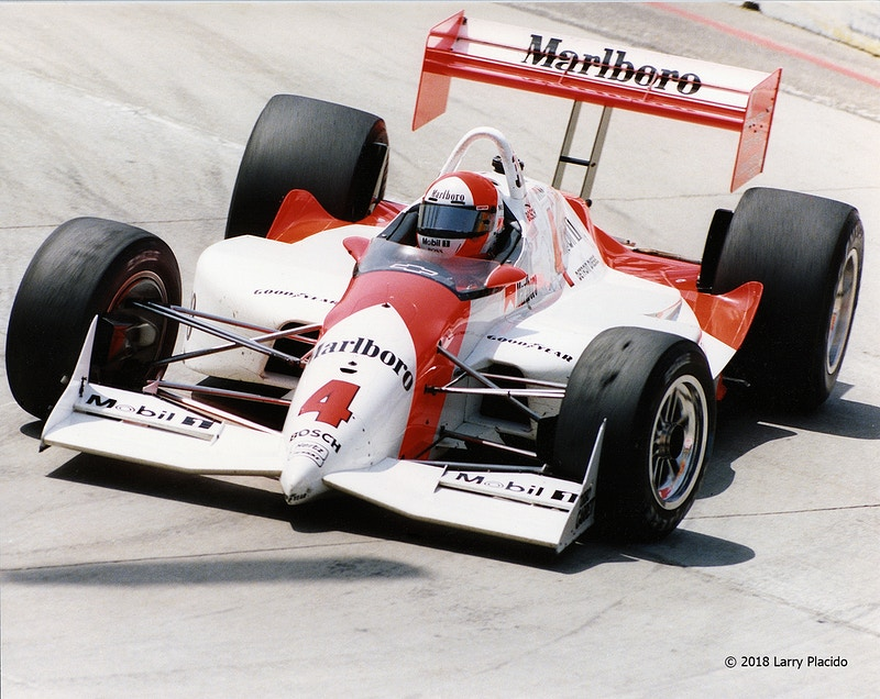 Rick Mears - Larry Placido Photography