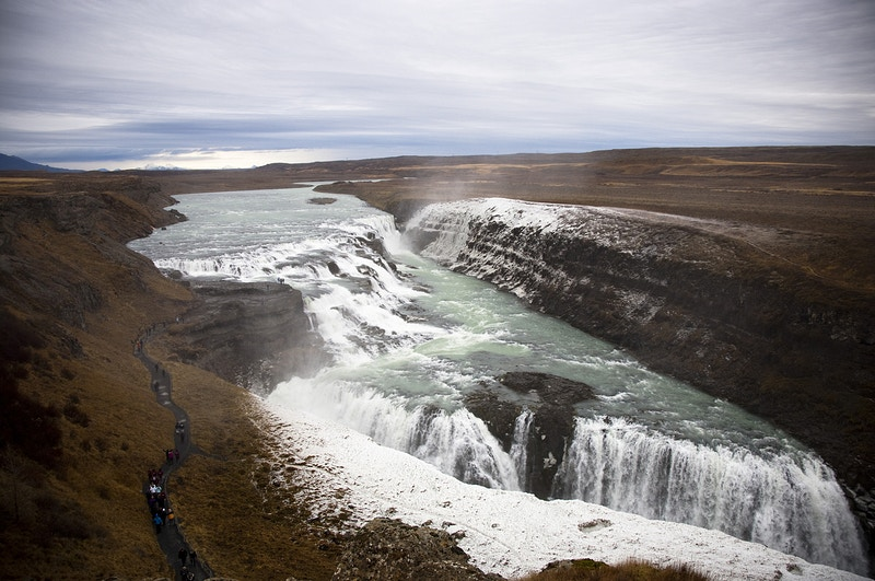 Iceland - LAURA E. STANLEY