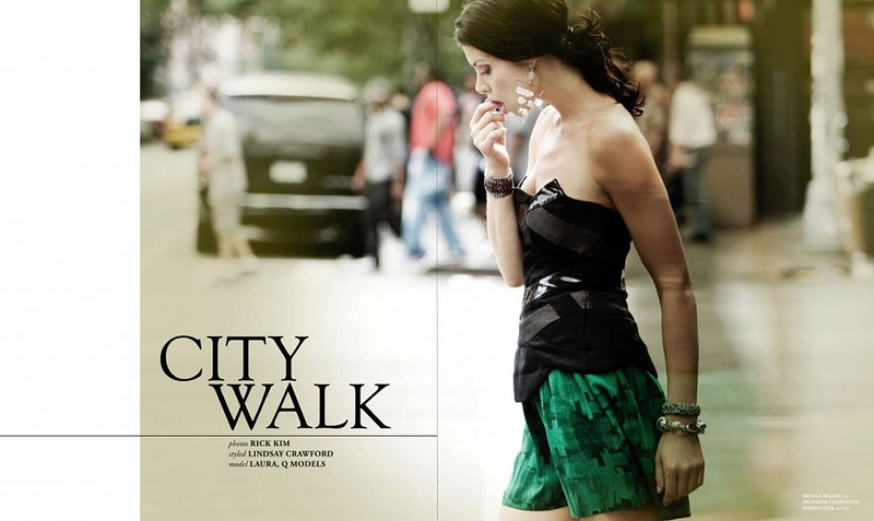 City Walk Editorial - My Website