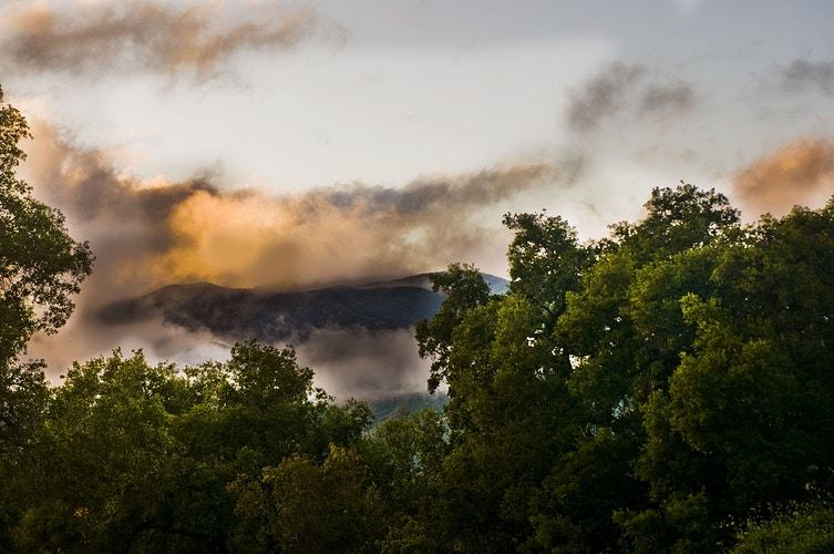 Ojai Mountains - Lauren A. Hathaway