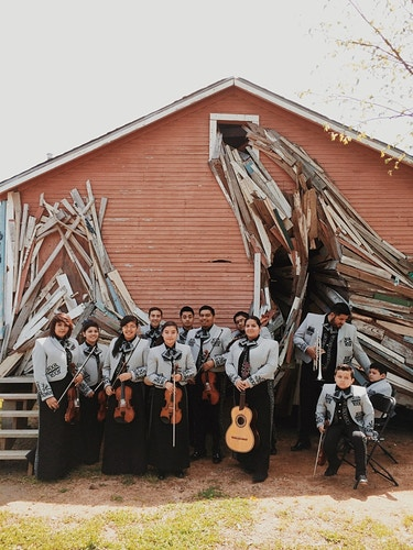 Mariachi Imperial for Lyft - Lauren Marek