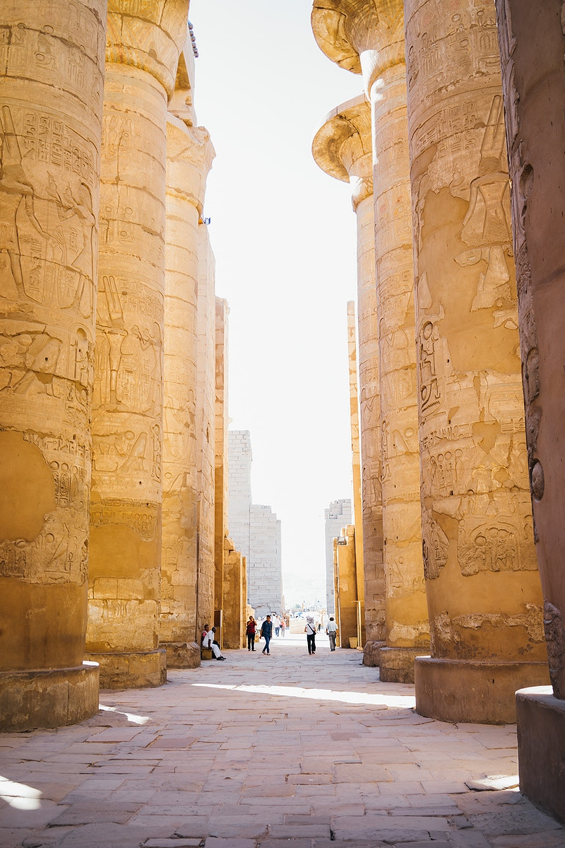 Five Days In Egypt - Lauren Marek