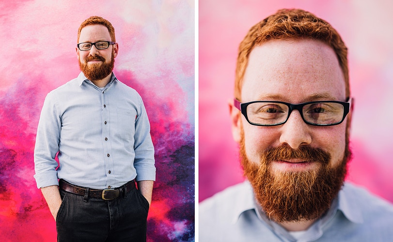 The Houston Equal Rights Ordinance protects people of every ethnicity from discrimination. Meet Brian Block: - Lauren Marek