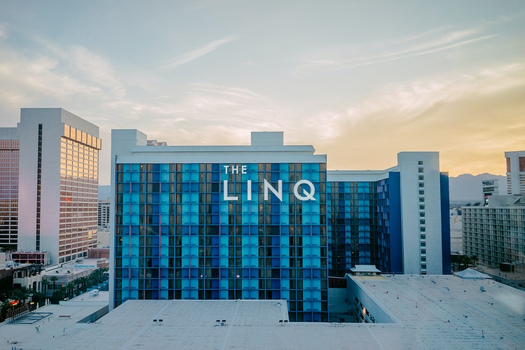 The Linq Hotel And Casino - Lauren Marek