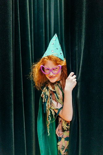 Bellville Junior High Theater - Lauren Marek