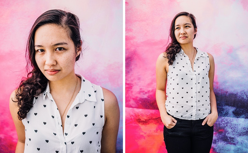 The Houston Equal Rights Ordinance protects people of every ethnicity from discrimination. Meet Rachel: - Lauren Marek