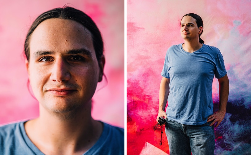 The Houston Equal Rights Ordinance protects people of every ability from discrimination. Meet Sam: - Lauren Marek