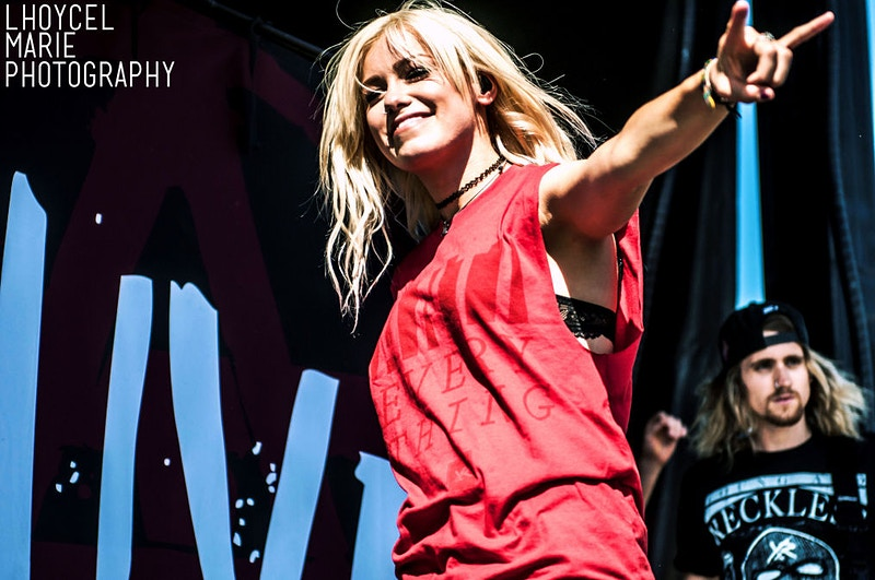 Tonight Alive - lhoycel