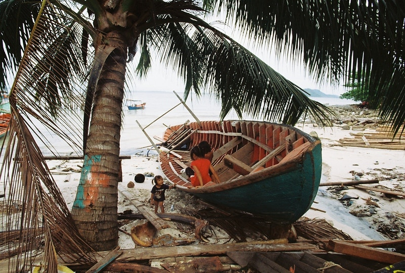 South East Asia - Liam Warr