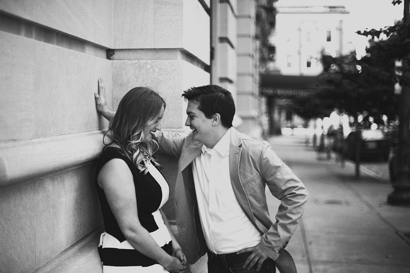 Annie And Matt - Lindsay Caplan Photography