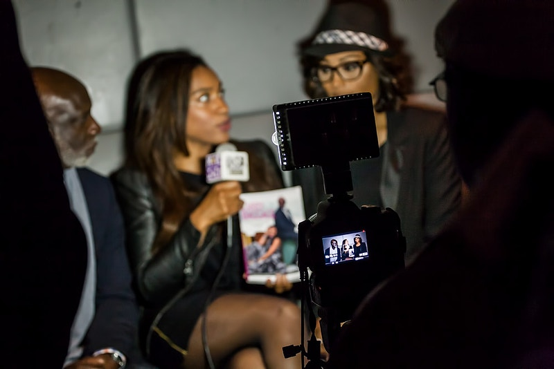 Fierce Nyc Book Launch Cynthia Bailey - Lisa Brown Photo || New York Wedding & Lifestyle Photography