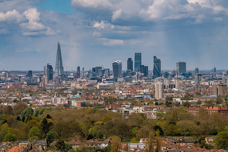 Skyline by day - London Viewpoints