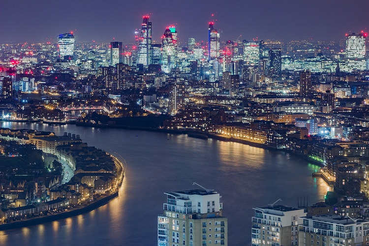 City by night - London Viewpoints