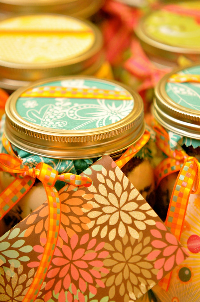 Pretty items for food Swap - Lori B. Adams Photography
