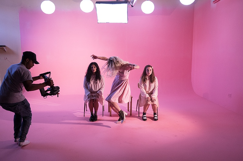 Bts - Los Angeles music and portrait photography by Mallory Turner