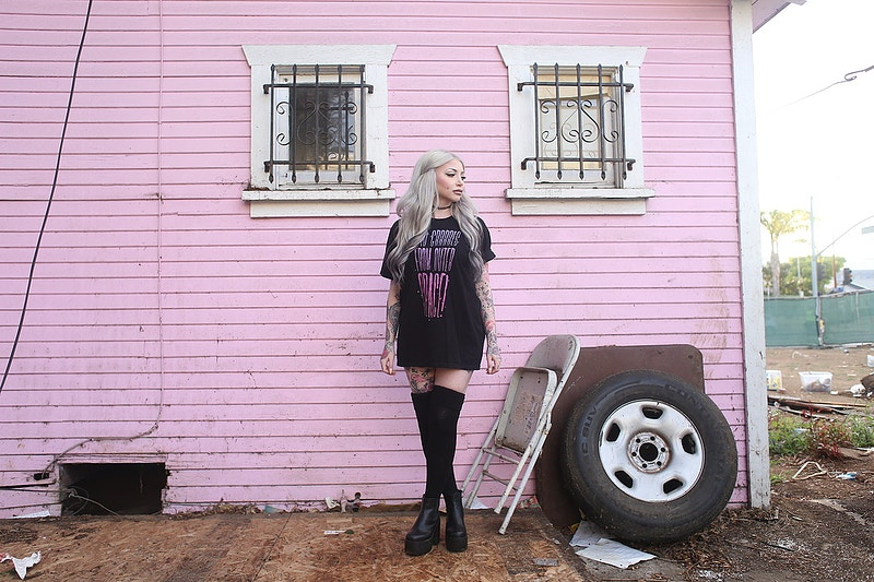 Portraits - Los Angeles music and portrait photography by Mallory Turner