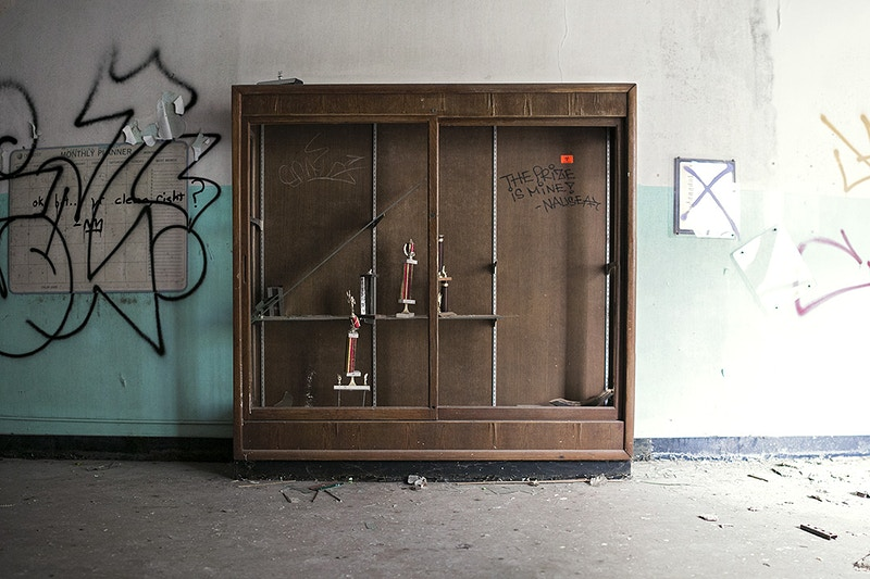 Abandoned - Los Angeles music and portrait photography by Mallory Turner