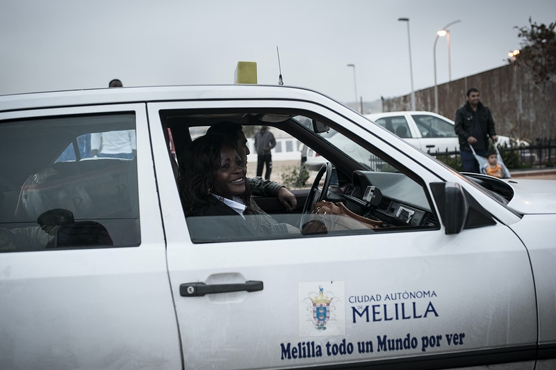 Melilla This Is Europe - Luca Piergiovanni
