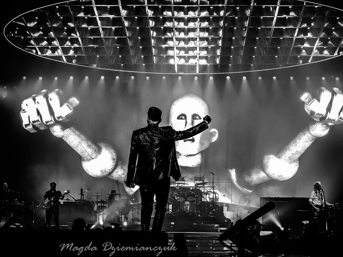 Queen Adam Lambert 2018 - Magda Dziemianczuk Photography