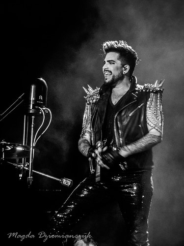 Queen Adam Lambert 2020 - Magda Dziemianczuk Photography