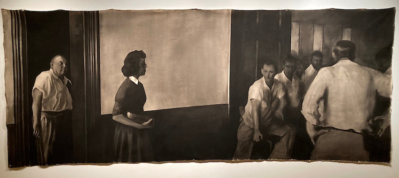 After The Trial - MAGGIE HUBBARD