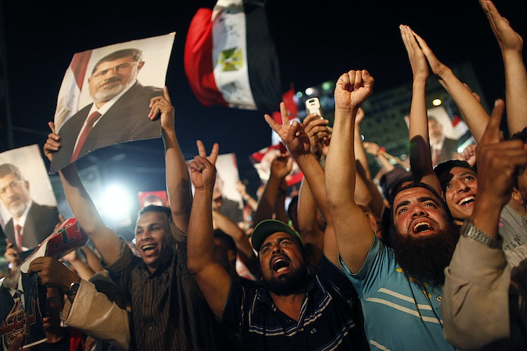 After Morsi - MAHMOUD KHALED