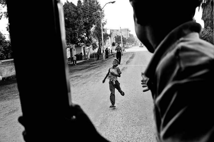 In The Streets - MAHMOUD KHALED