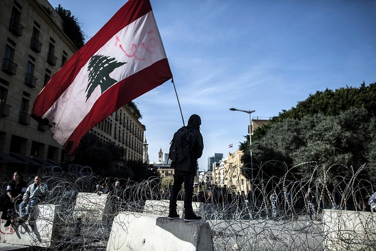 Lebanese Revolution 17 Oct 2019 - MAHMOUD KHALED