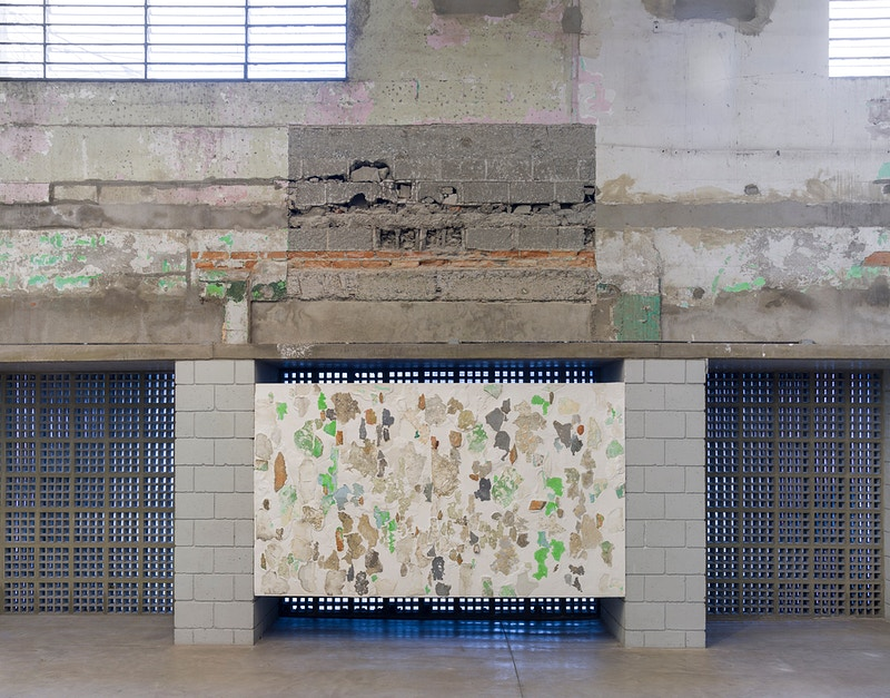 Displacement Of Space Shed - Manoela Medeiros