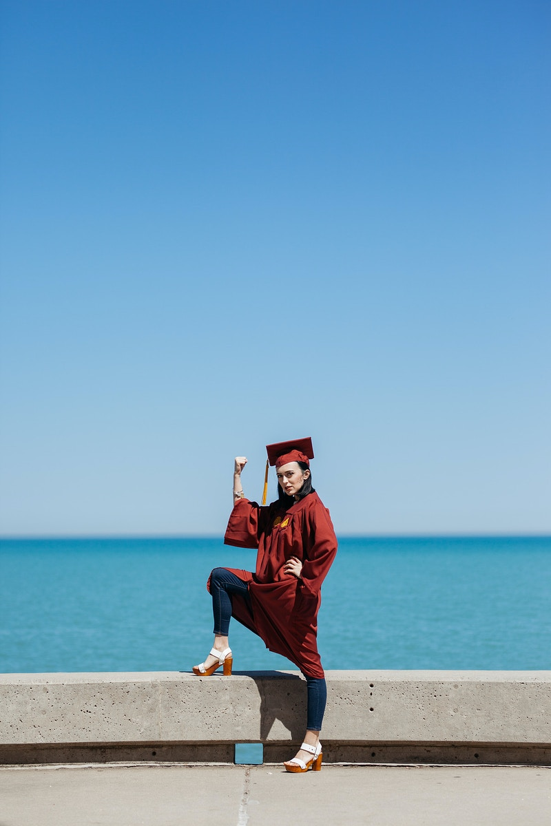 Madison Graduation - Mantas Ivanauskas Photography