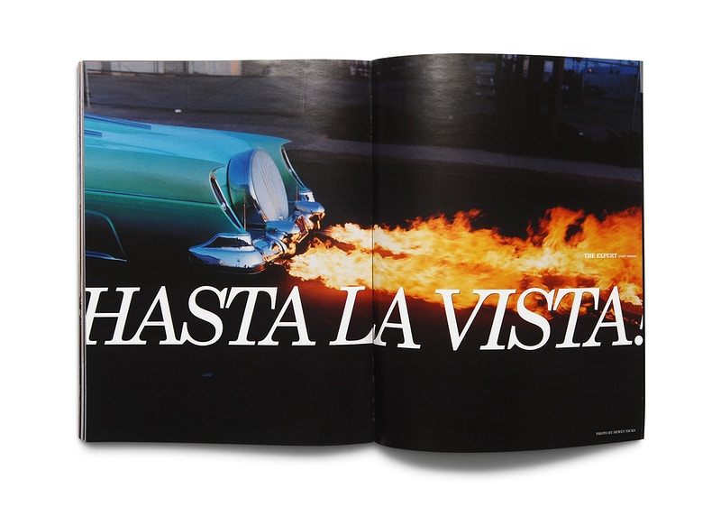 Big Magazine I Special Los Angeles Issue - MARC ATLAN DESIGN