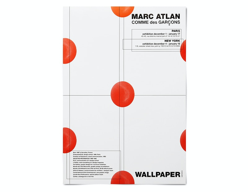 Personal Exhibition - MARC ATLAN DESIGN