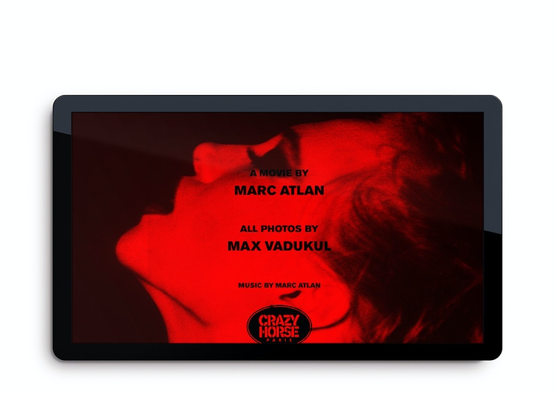 Red Movie Soundtrack - MARC ATLAN DESIGN
