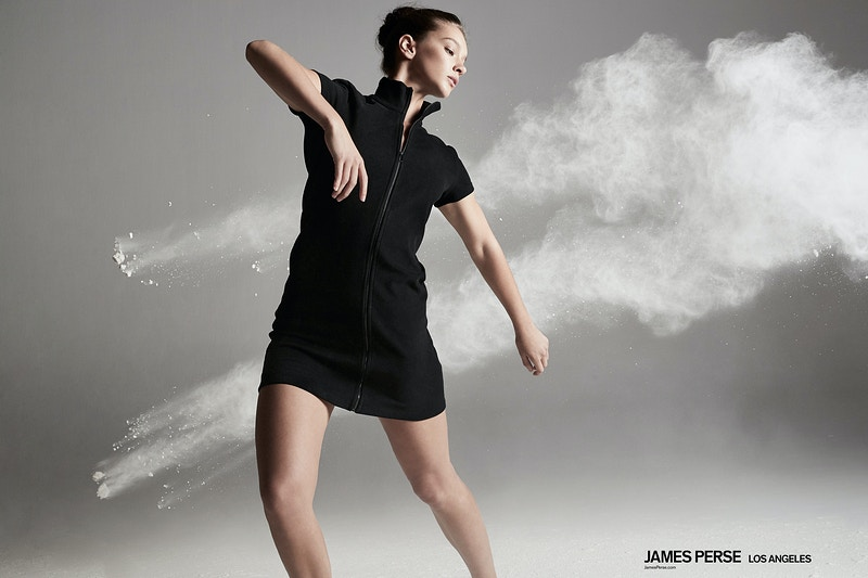 The Dancers Campaign - MARC ATLAN DESIGN
