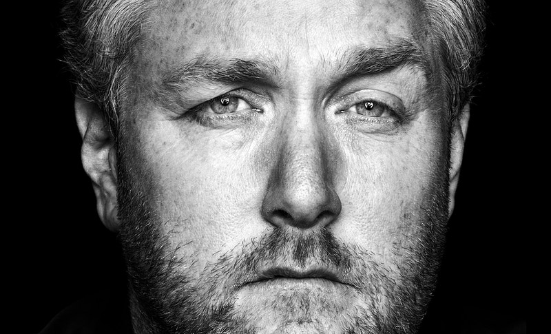 Andrew Breitbart I Book Cover - MARC ATLAN DESIGN