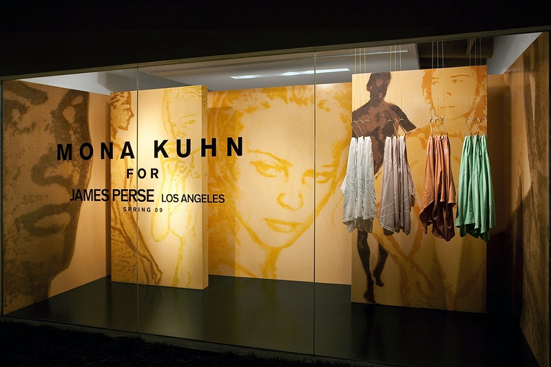 Mona Kuhn - MARC ATLAN DESIGN